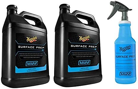 The Clean Garage SALENEW very popular Meguiar's M122 Surface 2 Gallon 3 with Prep Kit Cash special price
