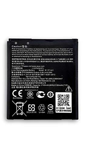 Bateria Compatible con ASUS B11P1421 - ASUS ZENFONE C / ZC451CG / Z007 / 2160mAh