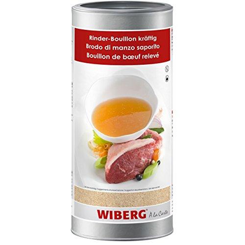 Rinder-Bouillon kräftig - WIBERG
