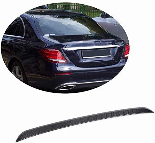 NBPLUS Für Mercedes Benz E-Klasse W213 E250 E300 E350 E400 E500 E550 E43 E63 Amg 2017 2018 Auto Carbon Fiber Top Fit Dachfenster Spoiler