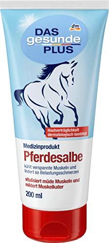 DAS gesunde PLUS Pferdesalbe, 1 x 200 ml Medizinprodukt