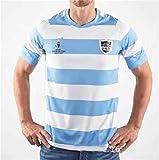 WYNBB Rugby Maillot 2019 Coupe du Monde Argentine Survêtements Football Soccer T-Shirt d'Entraînement Respirant Textile,XL/185-190CM