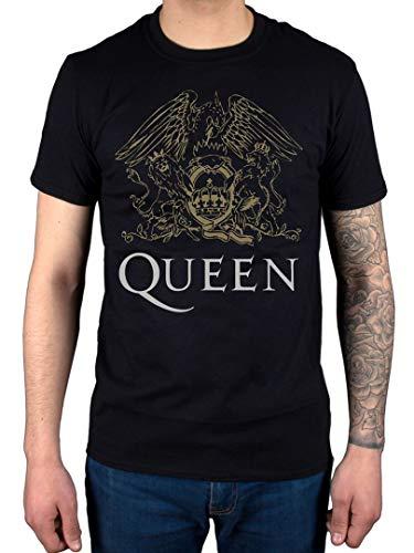 Offiziell Queen Crest T-Shirt