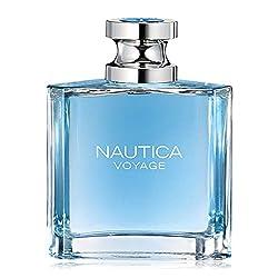 top 10 adidas cologne set Nautica Voyage By Nautica for men Eau de Toilette Spray, 100 ml
