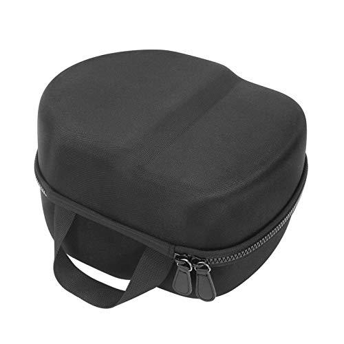 PHILSP Aufbewahrungshalter Harte Schutzhülle Aufbewahrungstasche Tragetasche für -Oculus Quest 2 VR Headset Schwarz