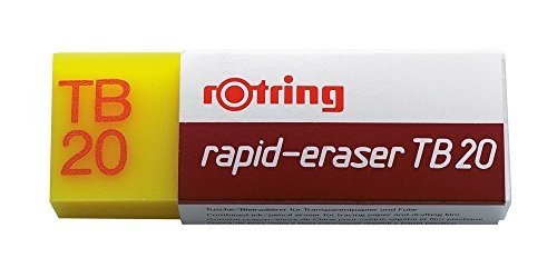 Rotring Eraser TB20 (S0194611) by Rotring