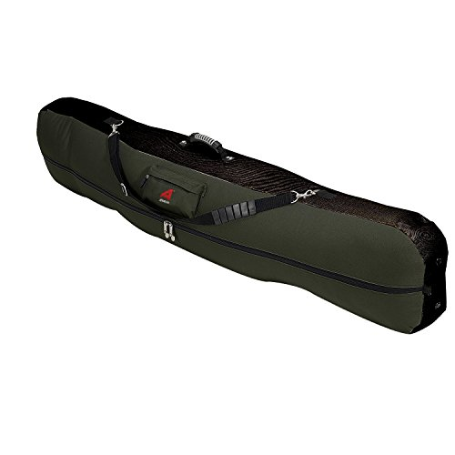 Fitted Single Snowboard Bag -170cm Color: Grey/Black