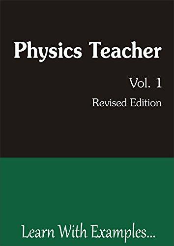 Physics Teacher Vol. 1