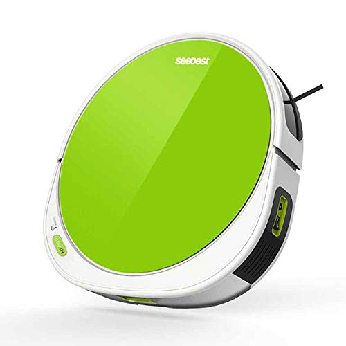 Lowest Price! QIN.J.FANG Mini Robotic Vacuum Cleaner, Robotic Vacuum Cleaner Automatic Cleaning Robo...