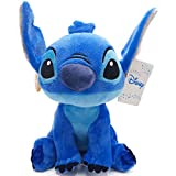 Play by Play Disney Stitch- Peluche de 20 cm con Sonido.