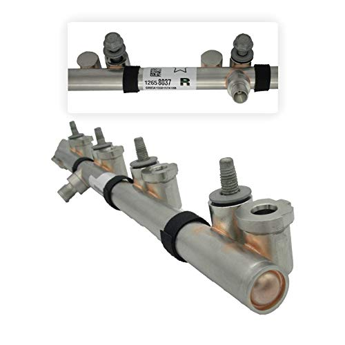 New OEM Fuel Injection Fuel Rail Right Position 12658037 Compatible with 12685360 5.3L 6.2L V8