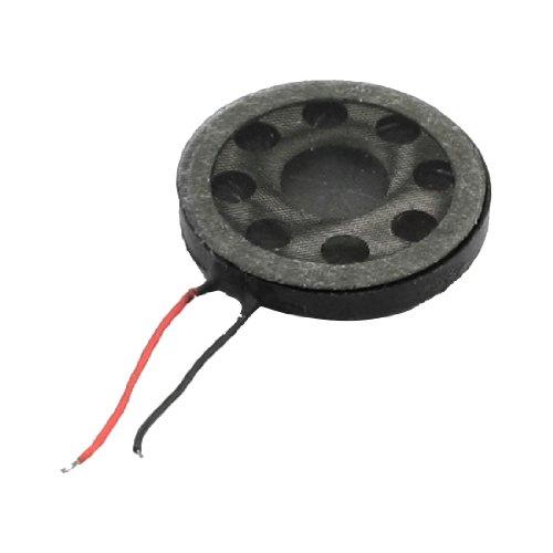 Aexit PC Audio 20mm Dia 8 Ohm 1W Imán magnético (model: K9357IIVI-6864LP) Altavoz Amplificador Bocina