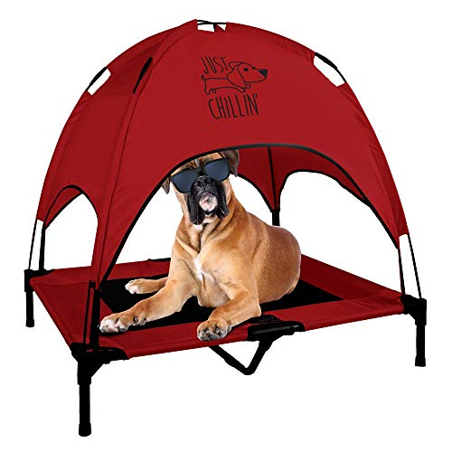 Floppy Dawg Just Chillin'  Canopy Bed