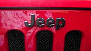 Jeep Wrangler Grand Cherokee BLACK