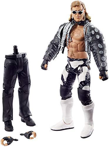 WWE GVC07   Wrestlemania Elite Figura #2