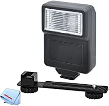 Tronixpro Digital Camera Flash with Shoe Bracket for Sony, Nikon, Canon, Pentax, Olympus & More Cameras & Camcorders