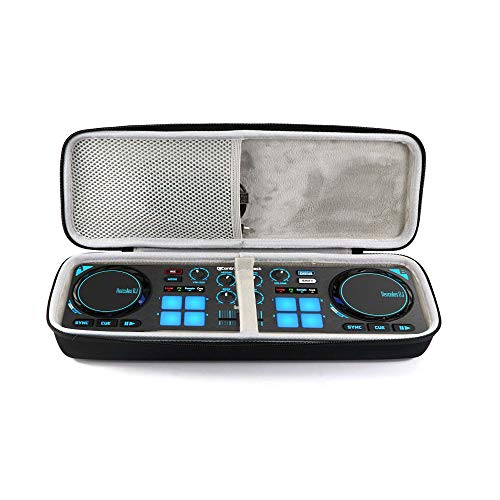 Best Bargain DJ Controller Hard EVA Travel Case for DJ Control Compact Portable DJ USB DJ Controller...