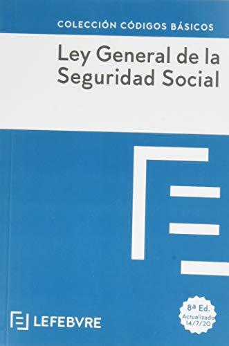 Ley General de la Seguridad Social 8ª edc.: Código Básico (Códigos Básicos)