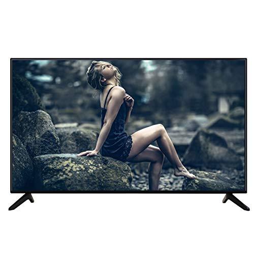 32/42/55/60 Pulgadas Ultra HD Televisión Smart LED TV, 1080P WiFi Protección para los Ojos Televisión H.265 HD Decodificación Audio estéreo Envolvente Smart TV