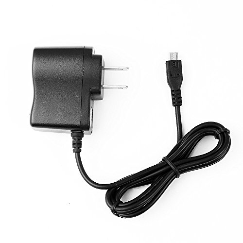 1A AC/DC Power Charger Adapter for Sony Cybershot DSC-HX90 V DSC-WX500 Camera