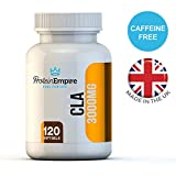 Protein Empire High Strength CLA Supplements | 3,000mg Per Serving, Stimulant & Caffeine