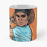 Rafa Rafael Nadal Gift Coffee/tea Ceramic Mug Father Day