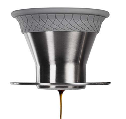ESPRO BLOOM Pour Over Coffee Brewer Set Dual Filter Mode