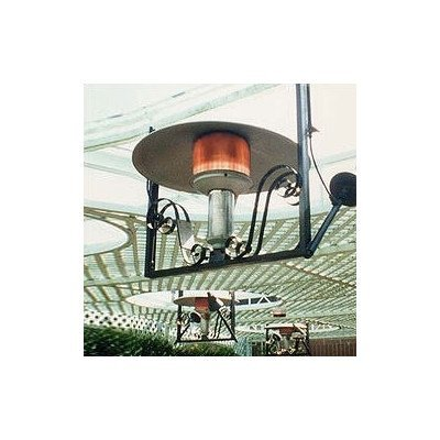 Fantastic Deal! Hanging Natural Gas Patio Heater Series: E (Comes with Ignition Switch)