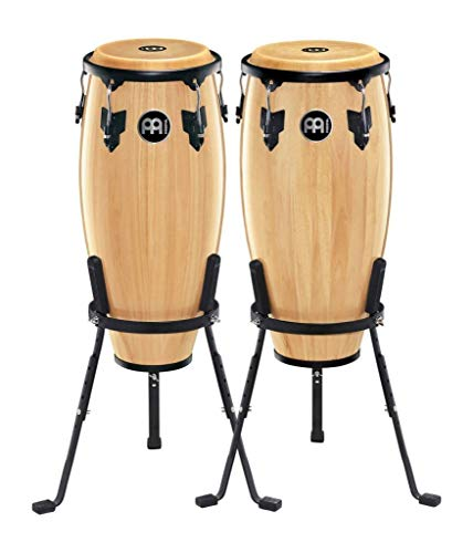 MEINL Percussion Headliner Series 10'y 11' - Congas Natural (HC555NT)