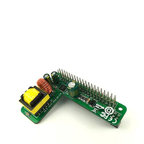 DSLRKIT Power Over Ethernet PoE Hat IEEE802.3af DC 5V 2.5A with 1.5KV Isolation for Raspberry Pi 4B 3B+ 3B Plus