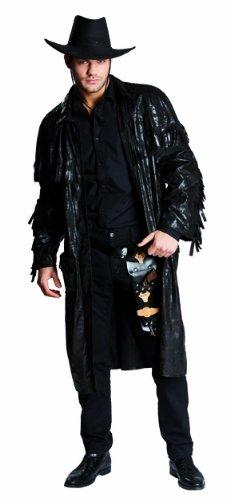 Rubie's Wilder Westen Herren Kostüm Westernmantel Cowboy Karneval Gr.50