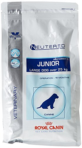 Royal Canin Veterinary Care Nutrition Dog Digest and Weight Neutered Nourriture pour Chien Junior/Chienne Stérilisé de Grande Race