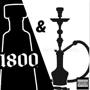 1800 & Hookah