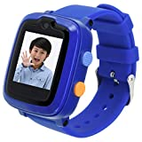 【発売日未定】GPS キッズスマートウォッチ NAVI PHONE ナビフォン (ロイヤルブルー) NVP-01RB
