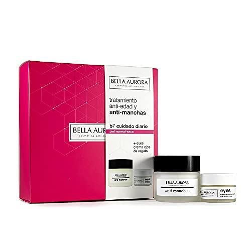 BELLA AURORA B7 Piel Normal-seca Lote 2 Pz, One size, Vanilla