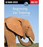 Gilson Schachnik: Beginning Ear Training (Book and CD) (Ear Training: Exercises) (Paperback) - Common