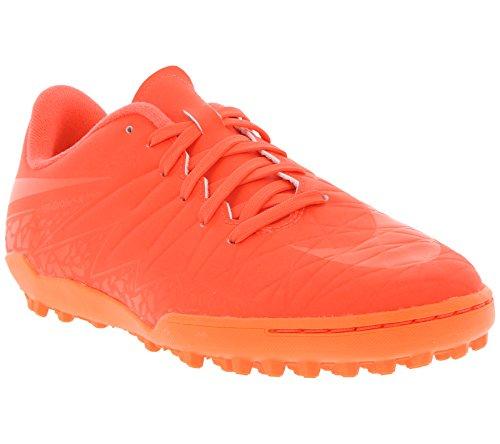 Nike 749922-688, Scarpe da Calcio Bambino, Arancione/Cremisi Brillante (Hyper Orange), 35 EU