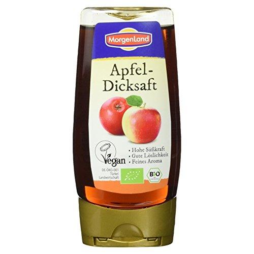 Morgenland Bio Apfeldicksaft -Apfelsüße-, 350 g