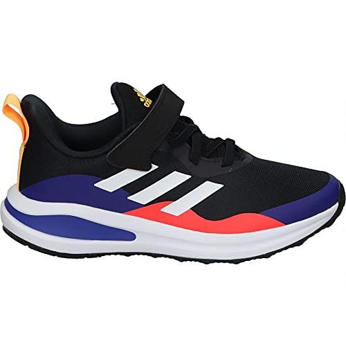 adidas Fortarun EL K, Zapatillas de Running, NEGBÁS/FTWBLA/TINSON, 31 EU