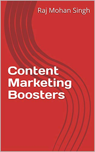 Content Marketing Boosters (English Edition)