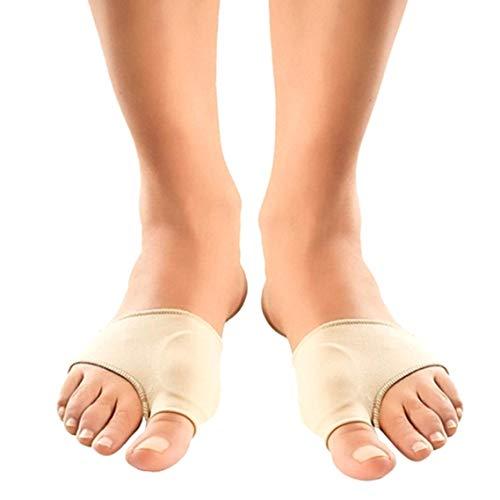 WenHCB Orthopädische Orthopädische Fußpflege, für den großen Zeh, für Hallux Valgus, 1 Paar