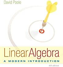 Best poole linear algebra a modern introduction Reviews