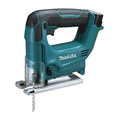Makita, Seghetto alternativo a batteria 10, 8 V, incl. 2 batterie e caricatore - JV100DWE