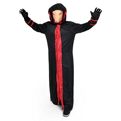 Original Saw Pig – Halloween Disfraz: Amazon.es: Juguetes y juegos