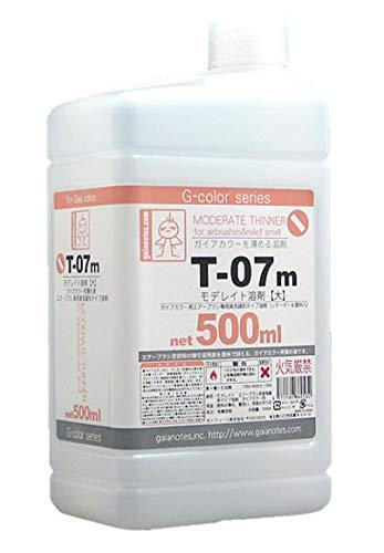 ガイアノーツ T-07m モデレイト溶剤 (大) 500ml