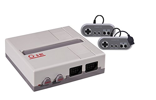 8-Bit Entertainment System (Compatible with NES Games)