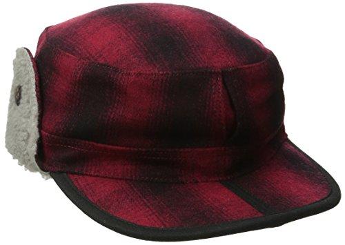 Outdoor Research Yukon Cap redwood/black XL