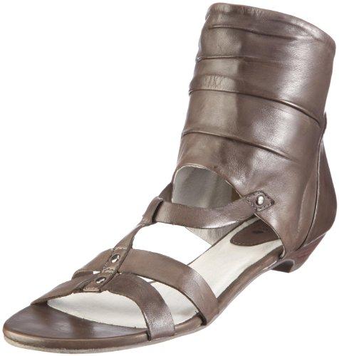 Comma Josy 204211, Damen Sandalen/Fashion-Sandalen, Braun (testa di moro 300), EU 37
