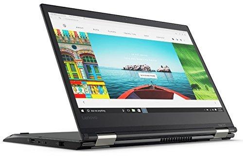 Lenovo Thinkpad Yoga 370 Laptop i5-7200U, 8GB RAM, 256GB M2 SSD, Full HD, Touchscreen, 4G, Windows 10 Pro (Renewed)