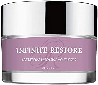 Infinite Restore - Advanced Age Defense Hydrating Moisturizer - Anti-aging Skincare for Fine Lines and Wrinkles - Collagen...